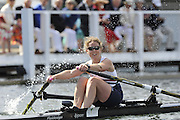 Henley, Great Britain. The Princes Royal Challenge Cup. NED W1X Annelies  LABOTS.  Henley Royal Regatta. River Thames Henley Reach.  Friday   01/07/2011  [Mandatory Credit Peter Spurrier/ Intersport Images] . HRR