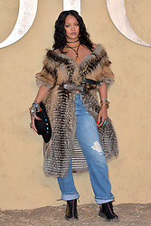 Rihanna attends the Christian Dior Cruise 2018 on May 11th, 2017 in Calabasas, California. Photo by ABACAPRESS.COM