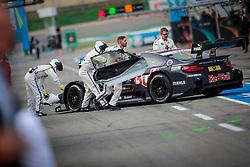October 13, 2017 - Germany - Motorsports: DTM race Nuerburgring, Saison 2017 - 9. Event Hockenheimring, GER, # 11 Marco Wittmann (GER, BMW Team RM, BMW M4 DTM) (Credit Image: © Hoch Zwei via ZUMA Wire)