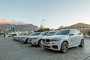 BMW presence at the opening events of the Zeitz Mocaa African Art Museum. Image by Greg Beadle