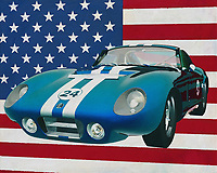 Everyone knows the Daytona race track where legendary races have taken place and every car enthusiast associates the track with the equally famous 1965 Shelby Daytona. The designer and carmaker has a lot on his record, but this Shelby Daytona is far from being the most iconic American car ever produced.<br />