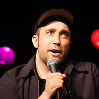 Jim Tews as Dave Attell - Schtick or Treat 2013 - Littlefield, Brooklyn - October 27, 2013