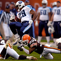 11.06.05 Tennessee Titans at Cleveland Browns