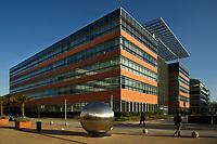 19/Noviembre/2014 Cornellà de Llobregat. Barcelona.<br /> Parque empresarial World Trade Center Almeda propiedad de Merlín Properties.<br /> Edificio 2.<br /> <br /> © JOAN COSTA