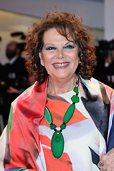 Claudia Cardinale attending The Leisure Seeker Premiere during the 74th Venice International Film Festival (Mostra di Venezia) at the Lido, Venice, Italy on September 03, 2017. Photo by Aurore Marechal/ABACAPRESS.COM