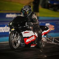 Justin Townson (211) in Modified Bike.