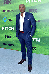 September 13, 2016 - Los Angeles, Kalifornien, USA - Morris Chestnut bei der Premiere der FOX TV-Serie 'Pitch' auf dem West LA Little League Field. Los Angeles, 13.09.2016 (Credit Image: © Future-Image via ZUMA Press)