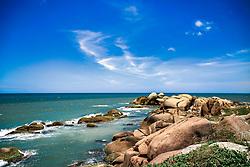 Praia da Galheta, Florianópolis. FLORIANÓPOLIS, SC - BRASIL  20181230 -   (FOTO: FELIPE NOGS)