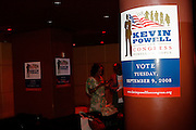 Atmosphere at An evening with Dave Chappelle for Kevin Powell for Congress held at Eugene's on July 9, 2008..Kevin Powell runs as a Democratic Candidate for Congress in Brooklyn's 10th Congressional District