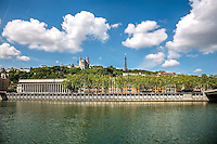 Lyon, Quai de Saone