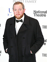 "Miles Jupp, The National Theatre ""Up Next"" Gala, London UK, 07 March 2017, Photo by Brett D. Cove"