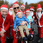 14/11/201 The Laurels Charity Crew Santa Cycle CMRF Crumlin