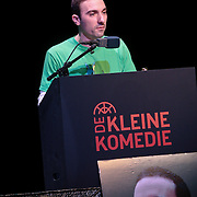 NLD/Amsterdam/20081115 - Uitreiking VSCD Cabaretprijzen 2008, winnaar de Neerlands Hoop, Ronald Goedemondt