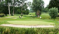 AMSTELVEEN - Golfclub AMVJ, een omnisportvereniging met korte holes. COPYRIGHT KOEN SUYK