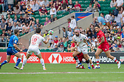 Twickenham, United Kingdom 26th May 2019 HSBC London Sevens,  played at  the  RFU Stadium, Twickenham, England, <br /> © Peter SPURRIER: Intersport Images<br /> <br /> 11:55:17 26/05/2019