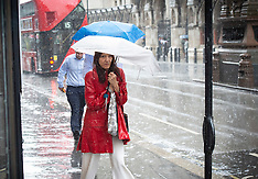Weather London 19th August 2019