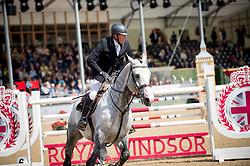 Whitaker John, GBR, Cassinis Chaplin<br /> Rolex Grand Prix Jumping<br /> Royal Windsor Horse Show<br /> © Hippo Foto - Jon Stroud