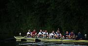 Henley. Great Britain.   Molesey Eights 40+ and 50+ 175th  Henley Royal Regatta, Henley Reach. England. 07:54:59  Sunday  06/07/2014. [Mandatory Credit; Intersport-images] <br /> <br /> Crews 40's Bow, Dan RITCHIE, James WRIGHT, Jonny SEARLE, Guy POOLEY, Alex Partridge, Mike BLOMQUIST, Simon FIELDHOUSE, Dave GILLARD, Neil CHUGANI,<br /> <br /> 50's Richard STANHOPE, Martin CROSS, Malcolm MCGOWAN, Joe MICHELS, Jean CHRISTOPHE-ROLLAND, Matt PINSENT, Ian MCNUFF, Diederik SIMON cox Gary HERBERT