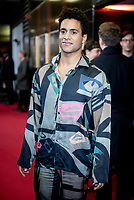 """Marcelino Sambe at the World Premiere of """"Romeo & Juliet: Beyond Words"""" at The Curzon Mayfair on November 18, 2019 London, England Photo Brian Jordan"""
