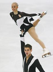 26-01-2011 KUNSTRIJDEN: EK 2011 ISU EUROPEAN FIGURE SKATING CHAMPIONSHIPS: BERN<br /> Paare Kurzprogramm Stacey Kemp / David King (GBR)<br /> *** NETHERLANDS ONLY ***<br /> ©2011-WWW.FOTOHOOGENDOORN.NL- EXPA/ Newspix/ Manuel Geisser