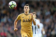 Erik Lamela of Tottenham Hotspur in action.Premier league match, West Bromwich Albion v Tottenham Hotspur at the Hawthorns stadium in West Bromwich, Midlands on Saturday 15th October 2016. pic by Andrew Orchard, Andrew Orchard sports photography.