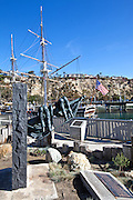 The Harbor In Dana Point California