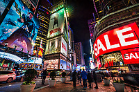 Times Square, Broadway & 42nd Street