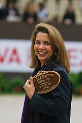 HRH Princess Haya (JOR)<br /> Rolex FEI World Cup Final - Geneve 2010<br /> © Dirk Caremans