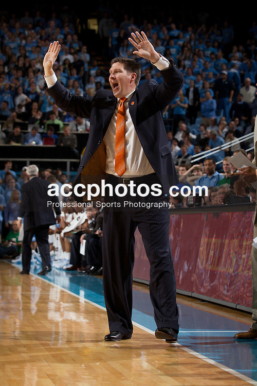 CHAPEL HILL, NC - JANUARY 18:  on January 18, 2011 at the Dean E. Smith Center in Chapel Hill, North Carolina. North Carolina won 65-75. (Photo by Peyton Williams/UNC/Getty Images) *** Local Caption *** XXXXXXXXXXX