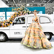 London Bridal Fashion Week at London Excel, UK