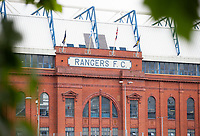 Football - 2021 / 2022 Scottish Premier League - Glasgow Rangers vs Celtic - Ibrox Stadium - Sunday 29th August 2021<br /> <br /> A general view of Ibrox Stadium<br /> <br /> Credit: COLORSPORT/Bruce White