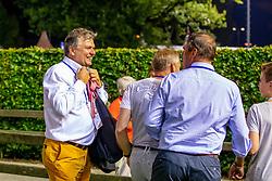 Gravemeier Kurt (GER), Demeersman Dirk (BEL), Philippaerts Ludo (BEL)<br /> S8 Mercedes-Benz Nations Cup<br /> Weltfest des Pferdesports CHIO Aachen 2014<br /> © Dirk Caremans