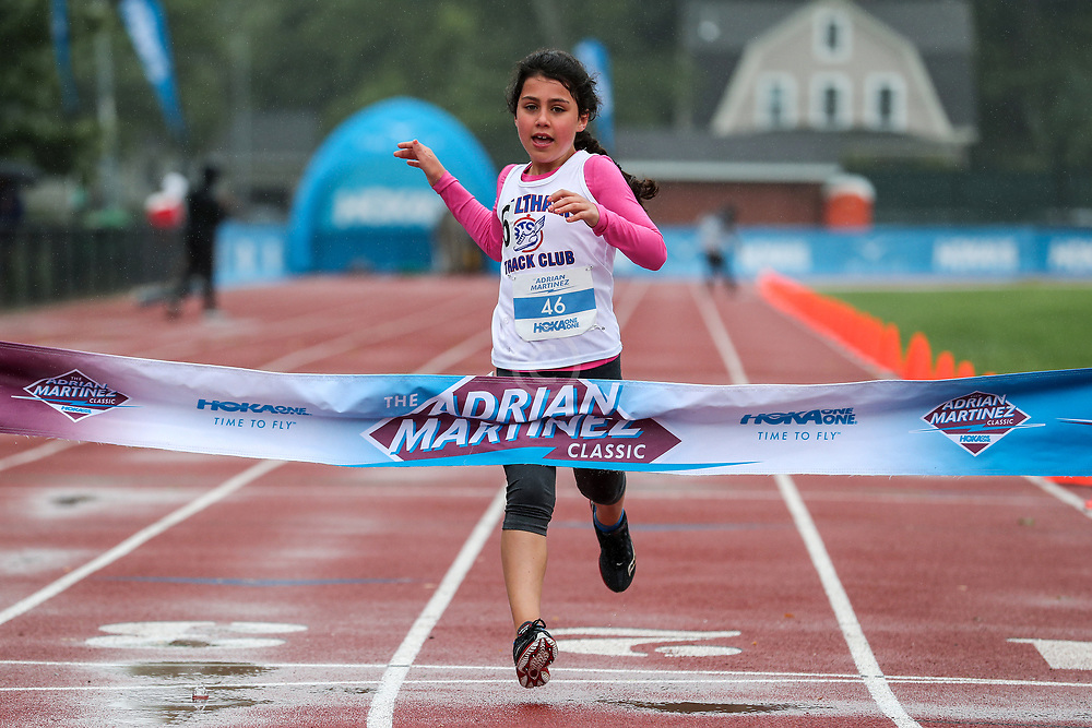 800 meter youth age 8, Bussone, Giulia<br /> 2019 Adrian Martinez Track Classic