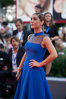 Cristina Dell'Anna at the premiere of the film The Young Pope at the 73rd Venice Film Festival, Sala Grande on Saturday September 3rd 2016, Venice Lido, Italy.
