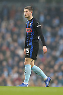 r25Rotherham United midfielder Ben Wiles (25) during the The FA Cup 3rd round match between Manchester City and Rotherham United at the Etihad Stadium, Manchester, England on 6 January 2019.