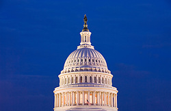 Washington DC; USA: The dome of the Capitol Building, legislative branch of the US government.Photo copyright Lee Foster Photo # 3-washdc82946