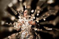 Woman star tarot spirit guide astral traveler.
