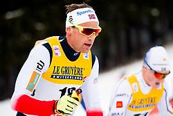 January 6, 2018 - Val Di Fiemme, ITALY - 180106 Niklas Dyrhaug of Norway competes in men's 15km mass start classic technique during Tour de Ski on January 6, 2018 in Val di Fiemme..Photo: Jon Olav Nesvold / BILDBYRN / kod JE / 160123 (Credit Image: © Jon Olav Nesvold/Bildbyran via ZUMA Wire)