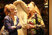 STEPHANIE LUNDELL AND COZMO JENCKS, Maria Grachvogel 5th Anniversary of her  Sloane St store. 162 Sloane St. London. 19 October 2006. -DO NOT ARCHIVE-© Copyright Photograph by Dafydd Jones 66 Stockwell Park Rd. London SW9 0DA Tel 020 7733 0108 www.dafjones.com