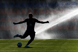 July 4, 2018 - Gelendzhik, Russia - 180704 One of the players in the Swedish national football team at a practice session during the FIFA World Cup on July 4, 2018 in Gelendzhik..Photo: Petter Arvidson / BILDBYRN / kod PA / 92081 (Credit Image: © Petter Arvidson/Bildbyran via ZUMA Press)