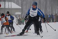Noquemanon Ski Marathon, Ishpeming to Marquette, Michigan