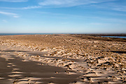 Nederland, Noord-Holland, Texel, 30-03-2021; De Hors<br /> De Hors voormalige zandplaat, nu onderdeel van Nationaal Park Duinen van Texel.<br /> De Hors former sandbank, now part of National Park Dunes of Texel.<br /> drone-opname (luchtopname, toeslag op standaard tarieven);<br /> drone recording (aerial, additional fee required);<br /> copyright foto/photo © 2021 Siebe Swart
