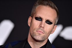 Justin Tranter attends the Premiere Of 20th Century Fox's 'Alita: Battle Angel' at Westwood Regency Theater on February 05, 2019 in Los Angeles, CA, USA. Photo by Lionel Hahn/ABACAPRESS.COM