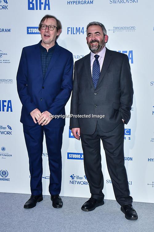 22nd British Independent Film Awards · BIFA at 1 Old Billingsgate Walk on 1st December 2019, London, UK.