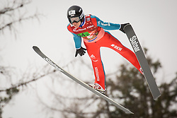 Gabriel Karlen (SUI) during the Ski Flying Hill Men's Team Competition at Day 3 of FIS Ski Jumping World Cup Final 2017, on March 25, 2017 in Planica, Slovenia. Photo by Ziga Zupan / Sportida