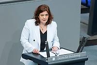 13 FEB 2020, BERLIN/GERMANY:<br /> Sandra Weeser, MdB, FDP, Sitzung des Deutsche Bundestages, Plenum, Reichstagsgebaeude<br /> IMAGE: 20200213-01-032