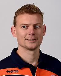 13-05-2014 NED: Selectie Nederlands volleybal team mannen, Arnhem<br /> Op Papendal werd het Nederlands team volleybal seizoen 2014-2015 gepresenteerd /