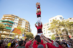 Barcelona: Catalonia National Day, 11 September 2016