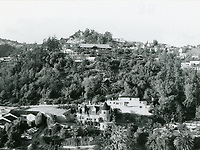 1970 The Magic Castle on Franklin Ave. in the Hollywood Hills
