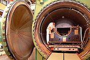 ZAVENTEM, BELGIUM - 24/04/2003 - CORPORATE, Inside view of Sabena technics, engineering, aviation, etc.....© Christophe VANDER EECKEN